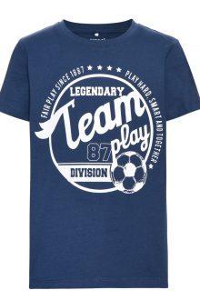 13142115 Name it T-shirt Blå