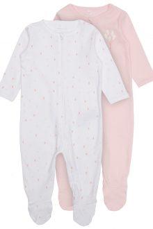 13145648 Name it Pyjamas 2pack Rosa