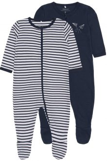 13145665 Name it Pyjamas 2pack Marin