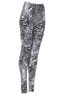 Leggings tights djurmotiv