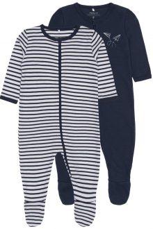 Falkenbergs Netto Heberg Mode Barn Name it Pyjamas Marin 2pack