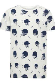 Falkenbergs Netto Heberg Mode Barn Name it T-shirt Offwhite