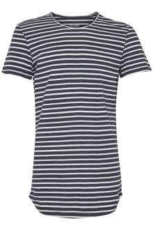 Falkenbergs Netto Heberg Mode Herr Blend T-shirt Blå