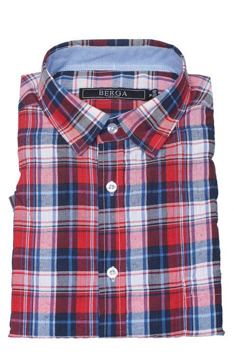 Skjorta kort ärm bäckebölja