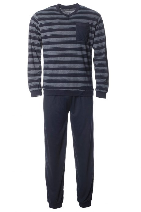 Pyjamas herr trikå